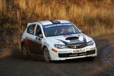 Subaru IRC