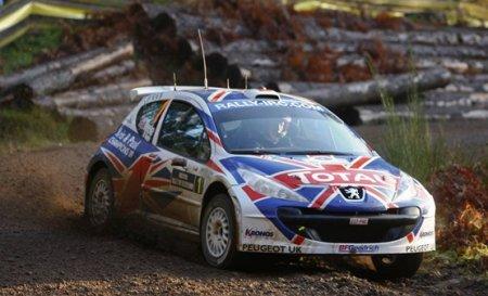 Эванс настроен на участие в IRC после тестов Peugeot