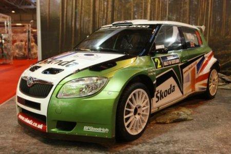 Уилкс и Škoda UK готовы к Ралли Монте-Карло