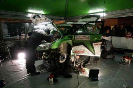 Skoda Motorsport отправит две машины в Южную Америку