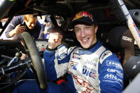 Мике стал обладателем высокой автоспортивной награды
