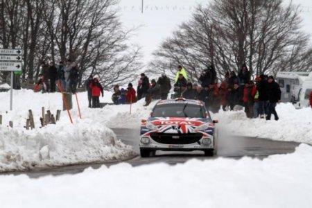 Мике: снег никак не отразится на желании победить в Куритибе
