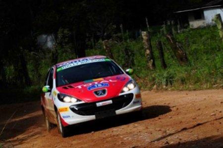 Токарски побеждает в зачете IRC 2WD Cup
