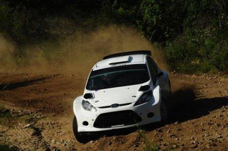 Виллагра в восторге от Ford Fiesta