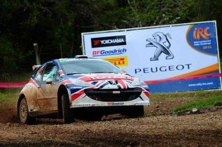 Предостережение для гонщиков Peugeot