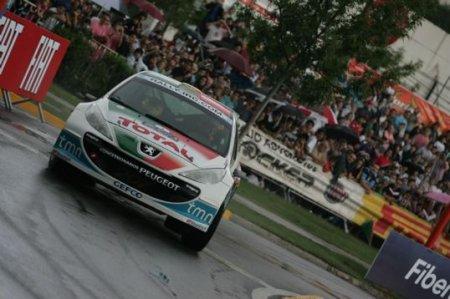 Магальяэш не уронил чести Peugeot
