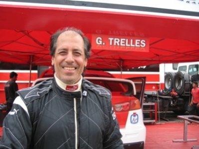 Треллес возвращается в ралли