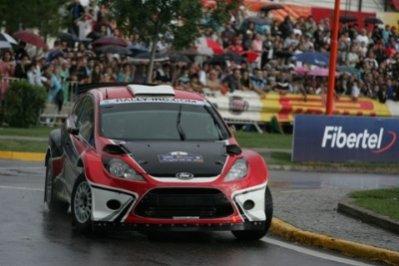 Проблемы с двигателем помешали Виллагре быть быстрее в Аргентине