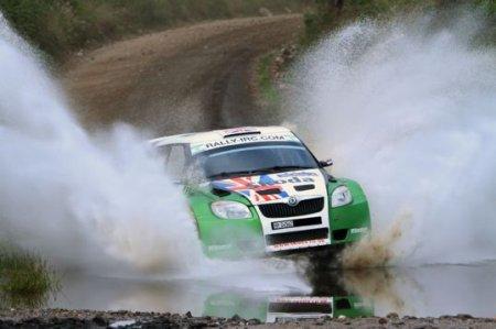 Skoda UK Motorsport выставит экипаж на Ралли Канарских островов