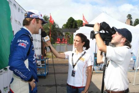 Новости о прямых включениях с Ралли Сардинии пришлись гонщикам IRC по душе