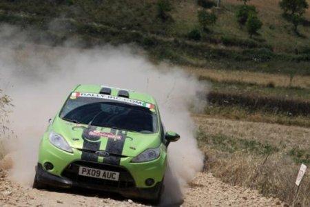 Хант пожинает лавры победителя Ралли Сардинии в категории IRC 2WD Cup