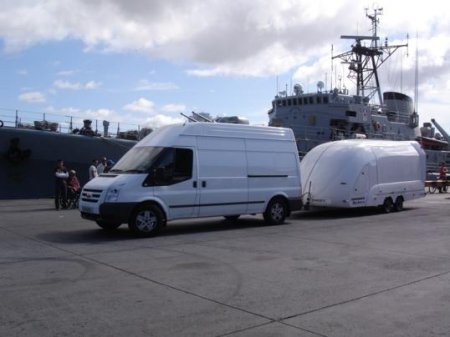 Раллийные команды постепенно прибывают на Азорские острова