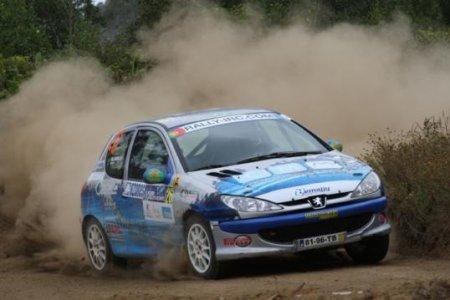 В категории IRC 2WD Cup победу одержал бразилец Тулио