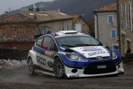 Ралли Монте-Карло откроет сезон IRC 2011 года