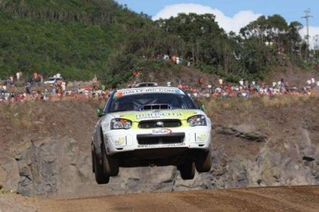 Сильва становится очередным обладателем Subaru Individual Award