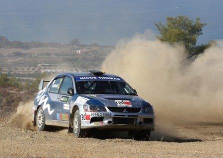 Кипрское Golden Stage Rally обретает реальные очертания, часть 1 из 2