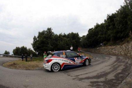 Peugeot UK остается в IRC еще на один год
