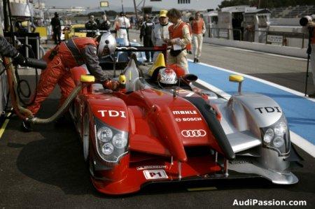 Дизельные гоночные автомобили