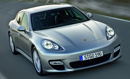 Porsche Panamera – очередная новинка немецкого автопрома