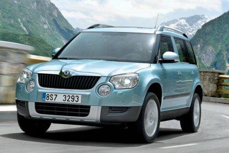 Skoda Yeti – экономичный и надежный автомобиль