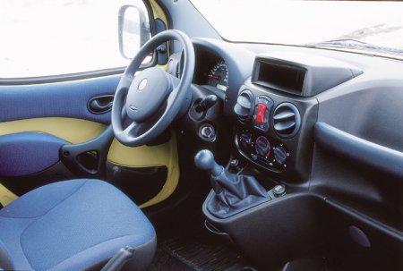 Обзор модели автомобиля Fiat Doblo