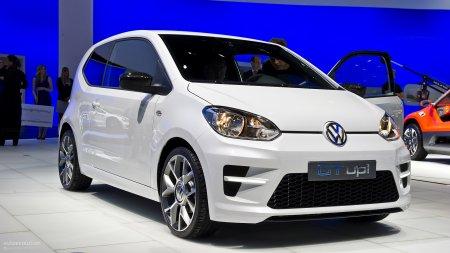 Volkswagen Up! изготовят в GT версии