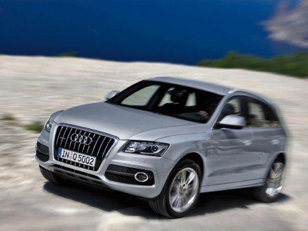 Что интересного в Audi Q5?