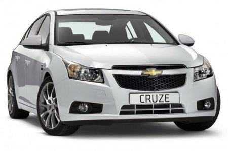 Chevrolet Cruze - респектабельный швед
