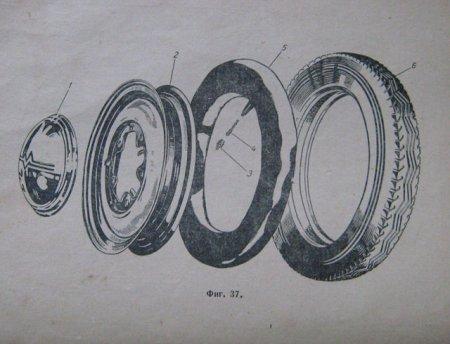 История одной шины