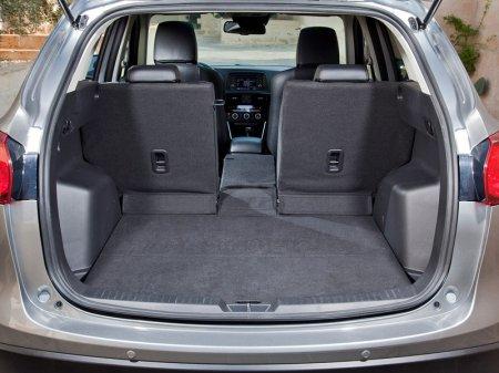 Мазда СХ5 – автомобиль нового поколения.
