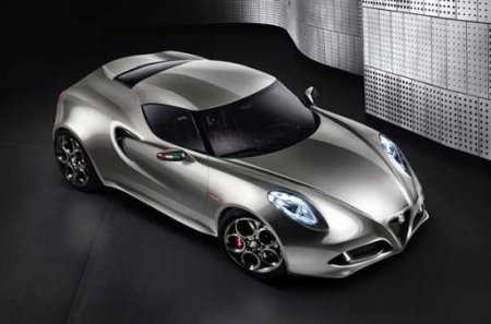 Кузовной ремонт Alfa-Romeo