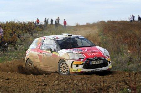 Лучший гонщик Citroën - Кто будет за рулем DS3 R5 в 2014?