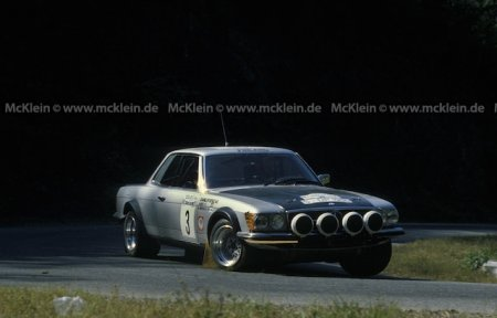 Мерседес возвращается в WRC