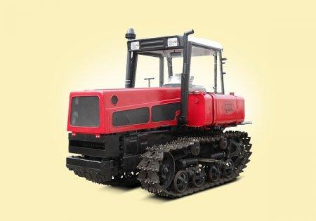 Трактор ДТ-75 - легенда отечественного тракторостроения