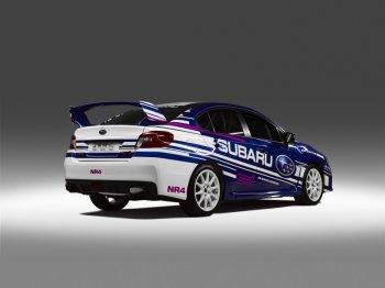 JRM приглашает на первые тесты нового Subaru WRX STI NR4
