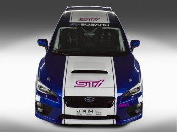 Компания JRM провела первые показательные тесты нового Subaru WRX STI спецификации NR4