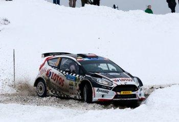 Первый этап чемпионата Европы по ралли отменили из-за неблагоприятных условий